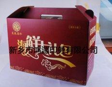 带提手食pin彩yin礼盒