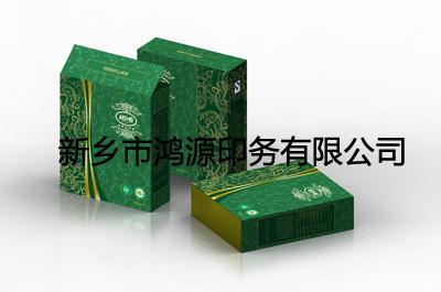高档精品彩印li盒